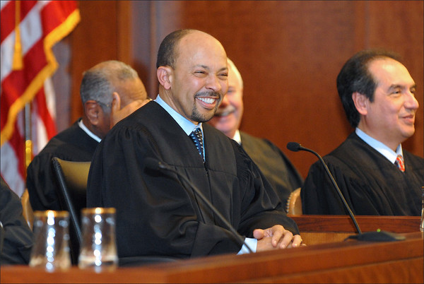 Investiture of Richard A Jones to the US District Court