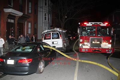 Boston, MA - 8th Alarm, 85 Lexington Street, 4-9-14
