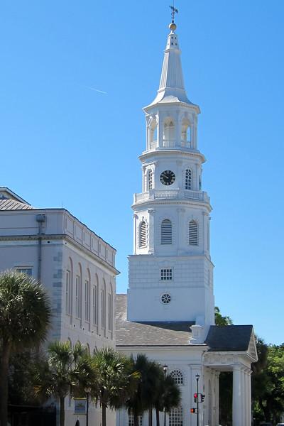 In and Around Charleston SC
