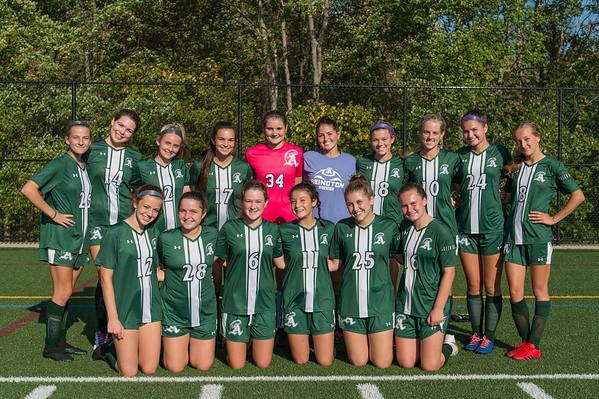 2021 AHS Girls Soccer