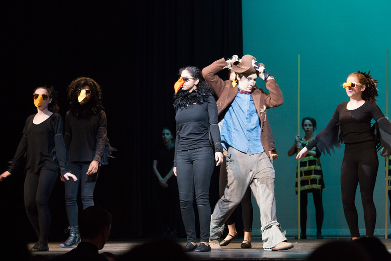 """""""I was Born on the Day Before Yesterday"""" -- """"The Wiz"""", Montgomery Blair High School spring musical, March 26, 2017"""