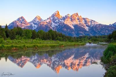 June 2018 Wyoming-Montana Trip
