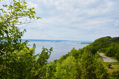 2016 UWL Mississippi Scenic Overlook