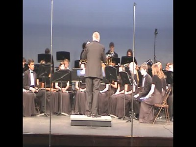2010-2011 Video - GMEA District Festival (Wind Ensemble)