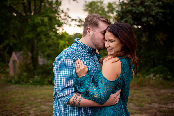 Kelly and Mike Engagement Session