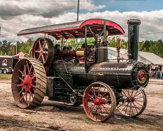 Tractors and Steam Engines