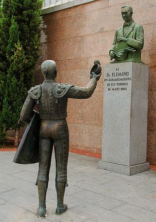 PLAZA DE TOROS,MADRID,SPAIN