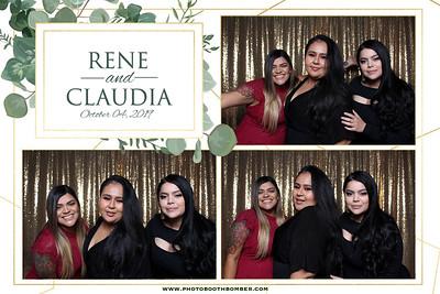 Rene And Claudia 100419