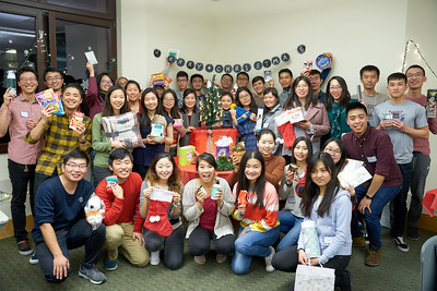 2018-12-07 Christmas Party