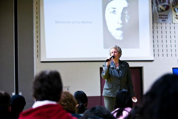 Eva Olsson Presentation 2007