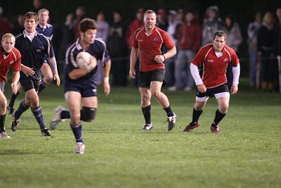 BYU Rugby 2007 Spring Utah