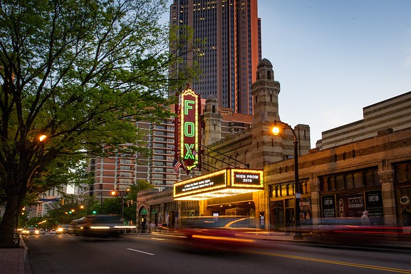 HIES 2016 Prom at the Fox Theater