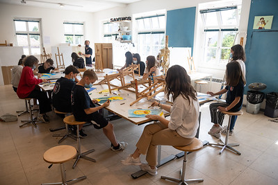MSP Art Class