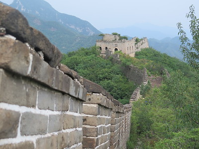 Jiankou Great wall trekking 【August】