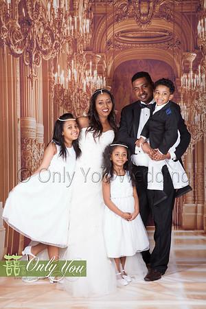 Adhanom's Family