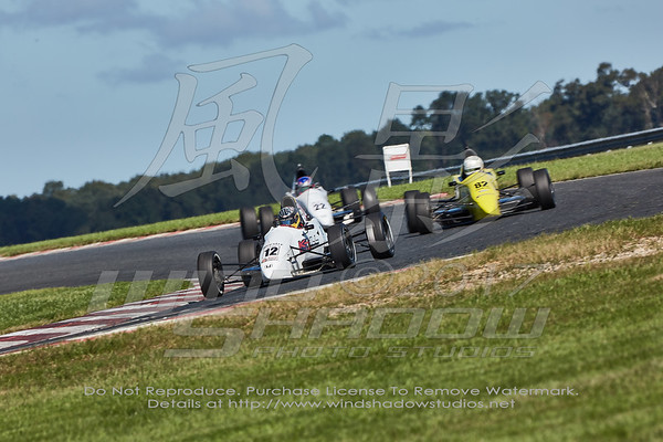(09-16-2018) F1600 @ New Jersey Motorsports Park Thunderbolt Circuit