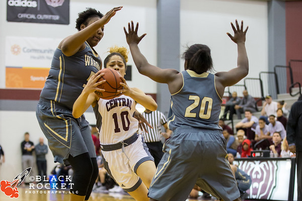 01-19-2018 Lady Bears vs Warren Central
