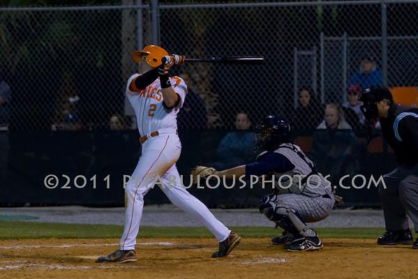 Lake Howell @ Boone Boys Varsity Baseball - 2011