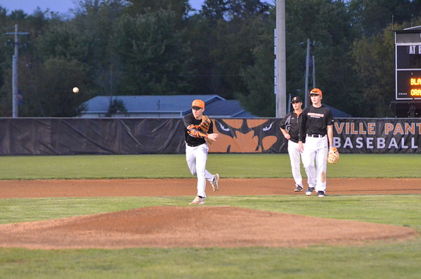 GU Fall Baseball Week 3 10/13/17