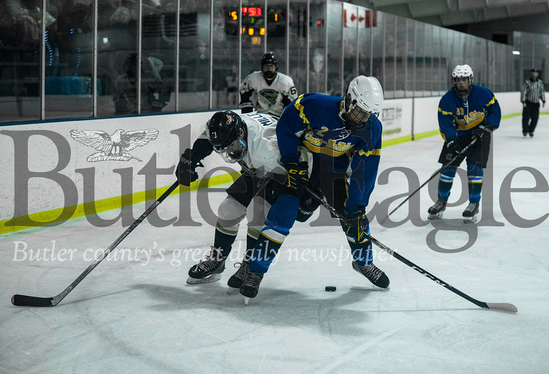 Canon-McMillan vs Butler Hockey