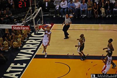 Warriors vs Supersonics 4.16.08 Goldmember Event