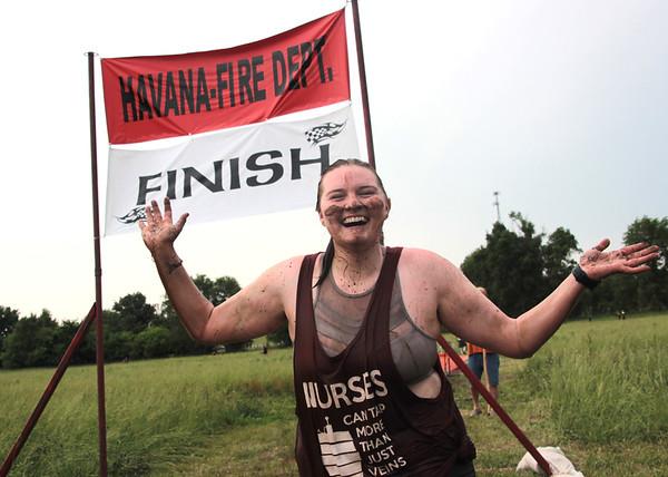 2018 Havana Fire Dept Mud Run