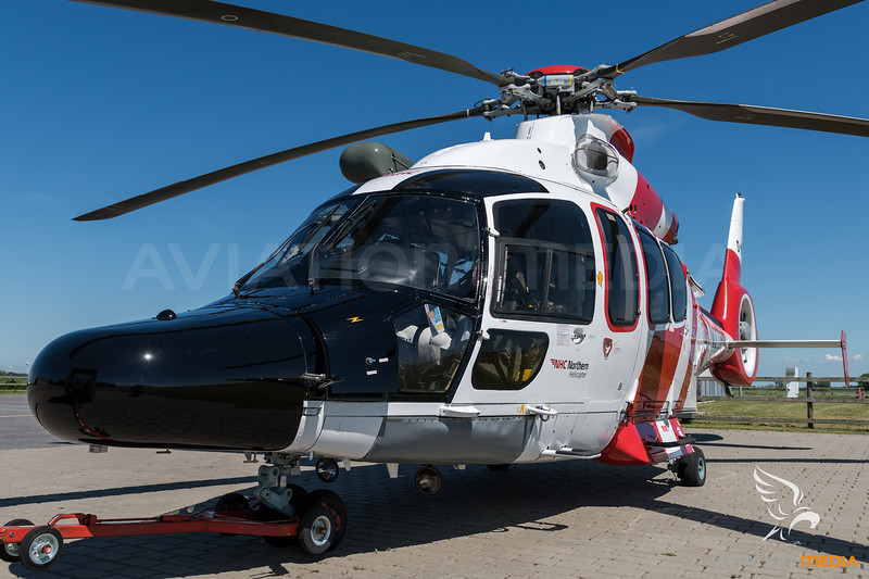 Northern Helicopter / Airbus Helciopters H155 / D-HNHD