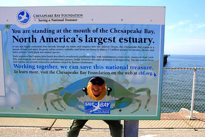 Chesapeake Bay Bridge and Tunnel May 2012