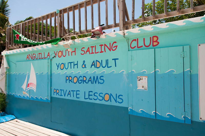 Anguilla Youth Sailing Club