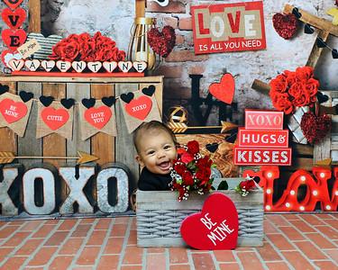 Noah Valentines Day 2019