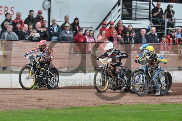 Glasgow Tigers v Peterborough Panthers 27-4-14