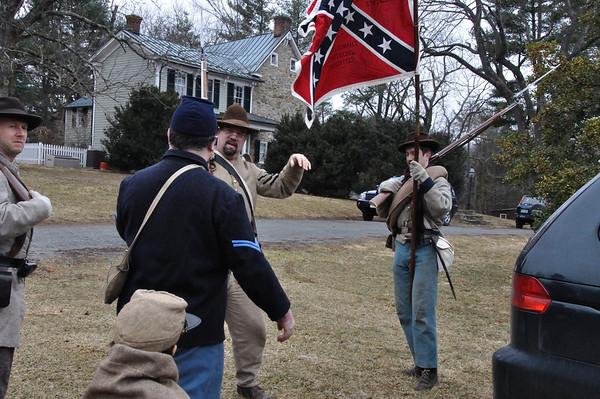 Peter's Civil War Friends - Feb 2009
