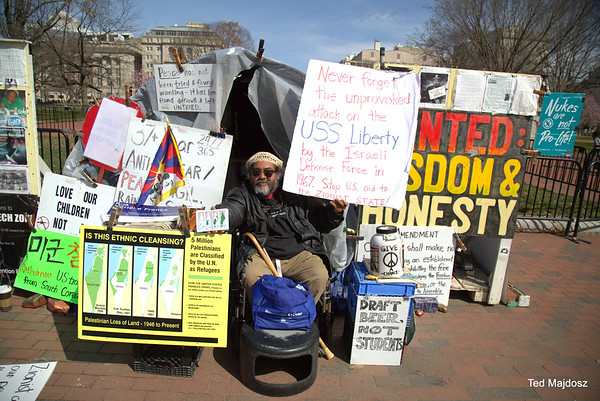 AIPAC PROTEST WHITE HOUSE  3/24/2019