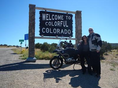 Day 8, Salt Lake to Buena Vista CO. 9-25-2014