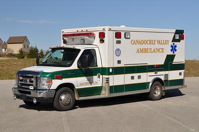 Sta. 42E Canadochly Valley EMS