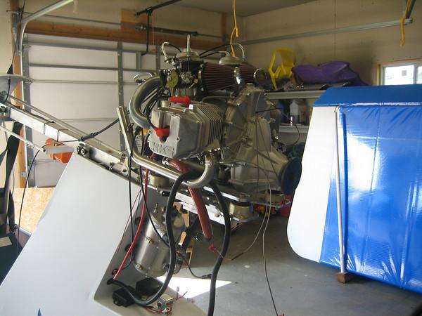 Challenger II Build
