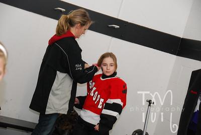 Shakopee U8 Girls Hockey | {2011}