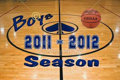 2011 - 2012 Boy's Basketball