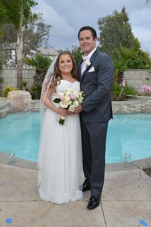 Angela and Sean Wedding