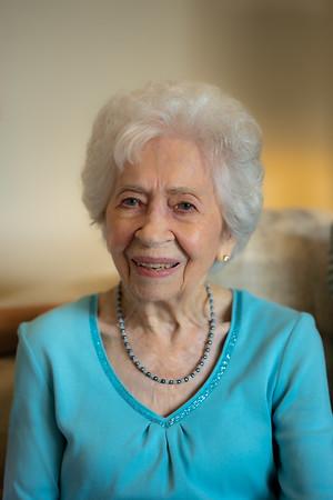 Nanny Clifton's 100th