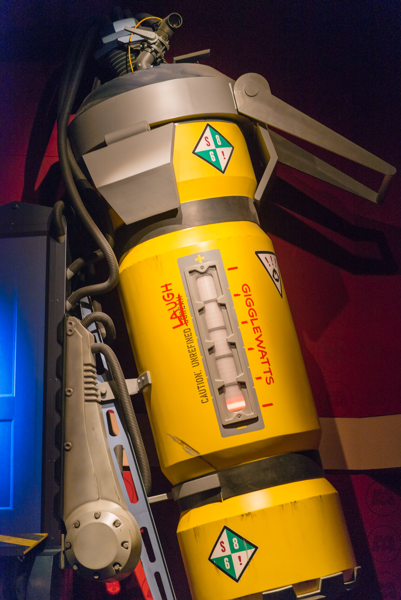 Gigglewatts Meter - Walt Disney World Magic Kingdom