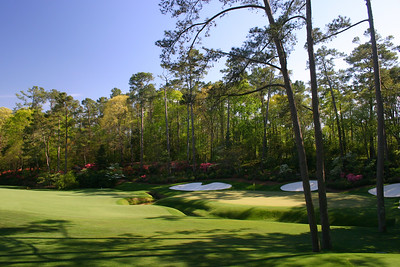 Augusta National Golf Club, August, Georgia, USA