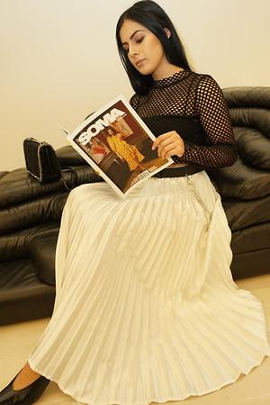 Soma Magazine Party at Isabel Marant, SF 8.24.17