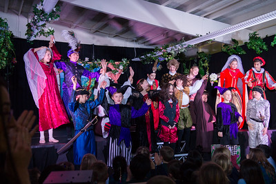 2018 Twelfth Night Performance