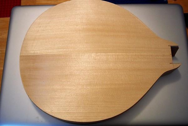 mandolin build