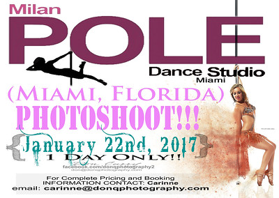 Milan Pole Dance (Miami, Florida) 012217