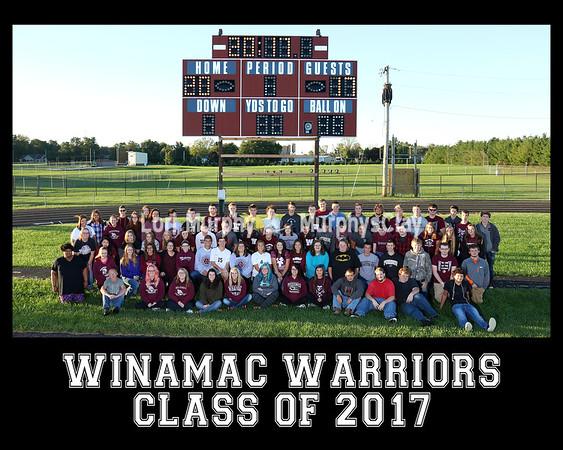 Winamac Seniors 2017