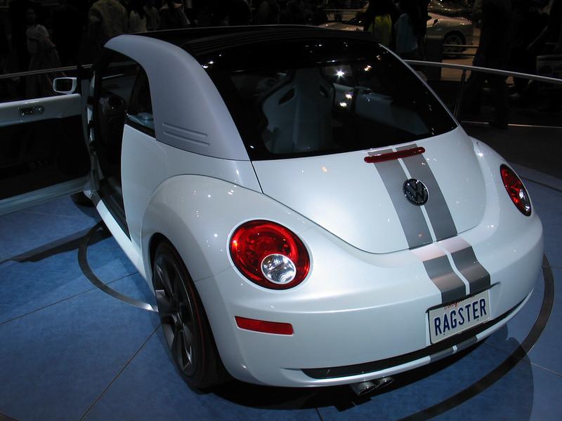 Volkswagen Ragster