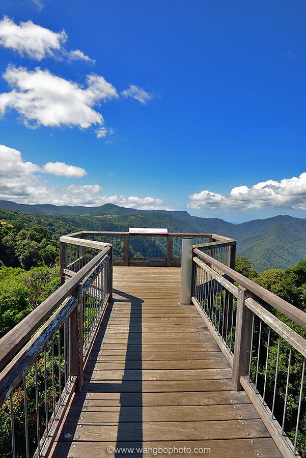 澳洲瀑布之路 -- Waterfall Way - 一镜收江南 - 清韵