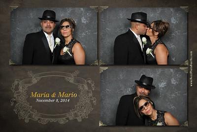 Maria and Mario